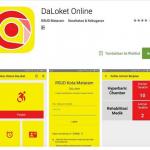 KEREN.. RSUD Mataram Meluncurkan Aplikasi Android Untuk Pendaftaran Pasien