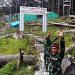Viralkan!!Surat Dari Prajurit TNI untuk KOMPOL. Abdul Mubin Siagin