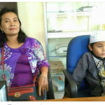 Anak Umur 8 Tahun Kekeh Masuk ISLAM Padahal Ibu-Bapaknya KRISTEN