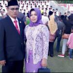 Kronologis Kematian Ketua DPRD Kolaka Utara ditangan Istrinya Sendiri