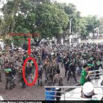 Banser Dan GP Anshor kembali Melakukan Penolakan Tabligh Akbar 11/11/17 di Garut