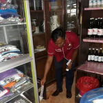 Toko Penjual Madu di KarangBedil Mataram Digasak PERAMPOK