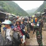 Kopassus, Raider dan Kostrad Pukul Mundur TPN OPM di Kampung Banti dan Kimbely