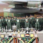 TNI AD Pecahkan Rekor ASEAN Dengan Gelar Juara Umum AARM 2017