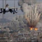 """""""Amarah Belum Meredam"""" Jet-Jet Udara Israel Mengebom GAZA, 25 Warga Terluka"""