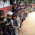 Ribuan Anak-anak Rohingya Bagian Rakhine Myanmar Hidup Seperti Terpenjara