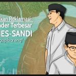 """""""BLUNDER"""" Terbesar Anis, Membatalkan Reklamasi Oleh Hersubeno Arif"""