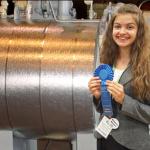 Seorang Remaja Umur 14 tahun Mampu Menciptakan Bom Atom 45 Kiloton