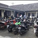 23 Unit Speda Motor Hasil Pencurian Berhasil Diamankan Tim Buser Polres Lombok Tengah
