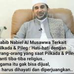 2018 Adalah Tahun Politik, Hati-Hati!! Banyak Calon Kepala Daerah Mendadak Religius