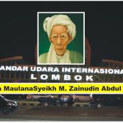 Pro-Kontra Pergantian Nama Bandara Lombok, Siapa M. Zainuddin Abdul Majid?? Simak Ulasannya